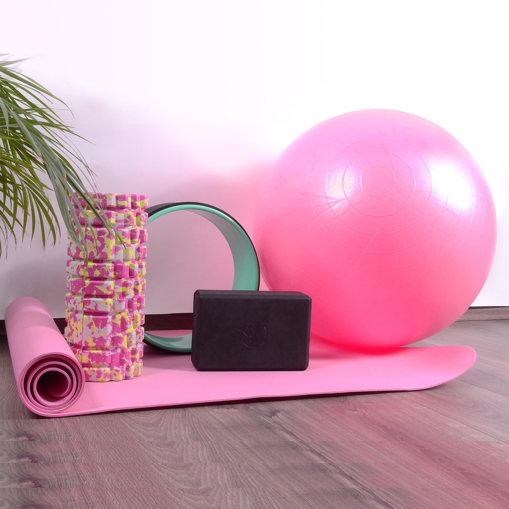 Yoga & Pilates Set 5-teilig