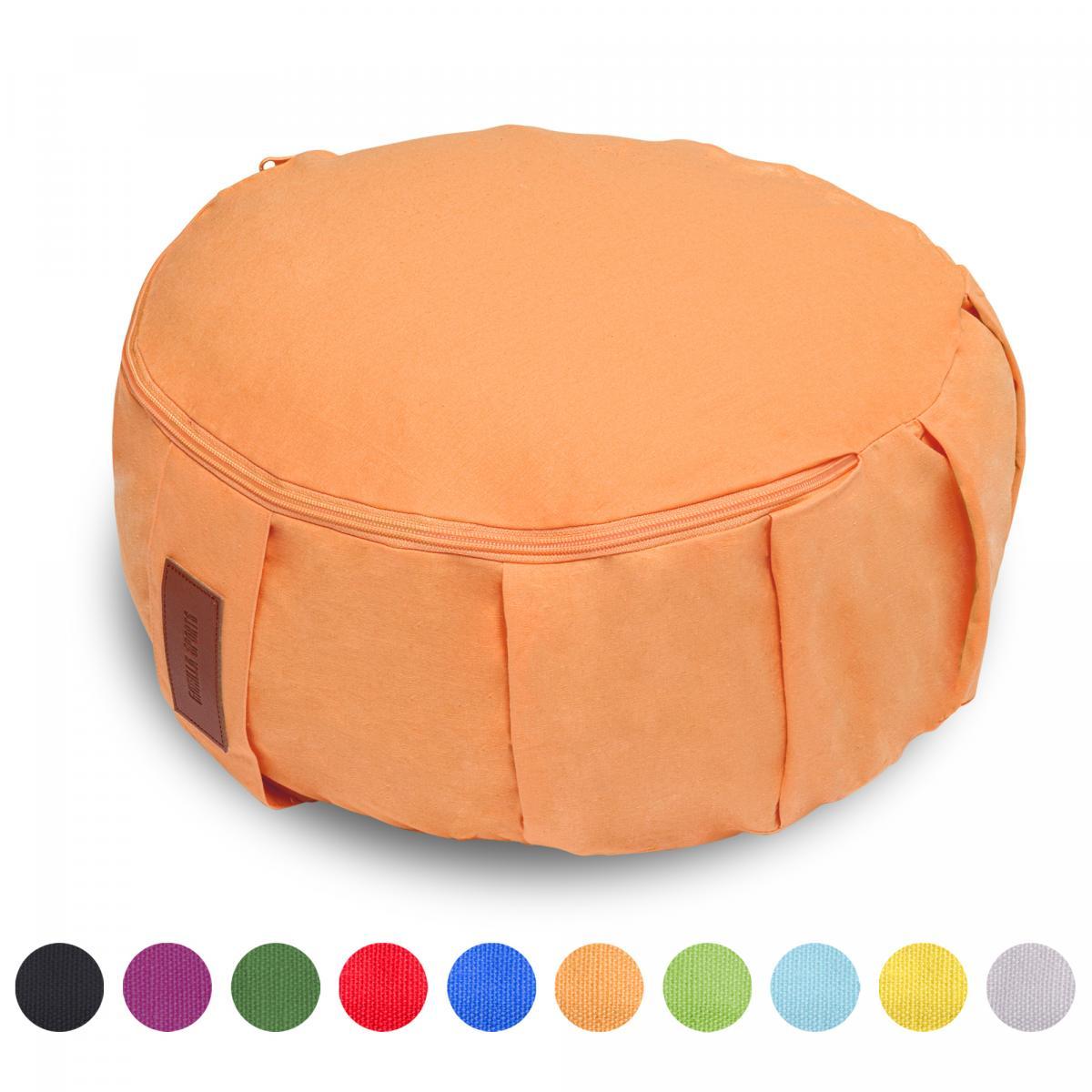 Yogakissen Orange