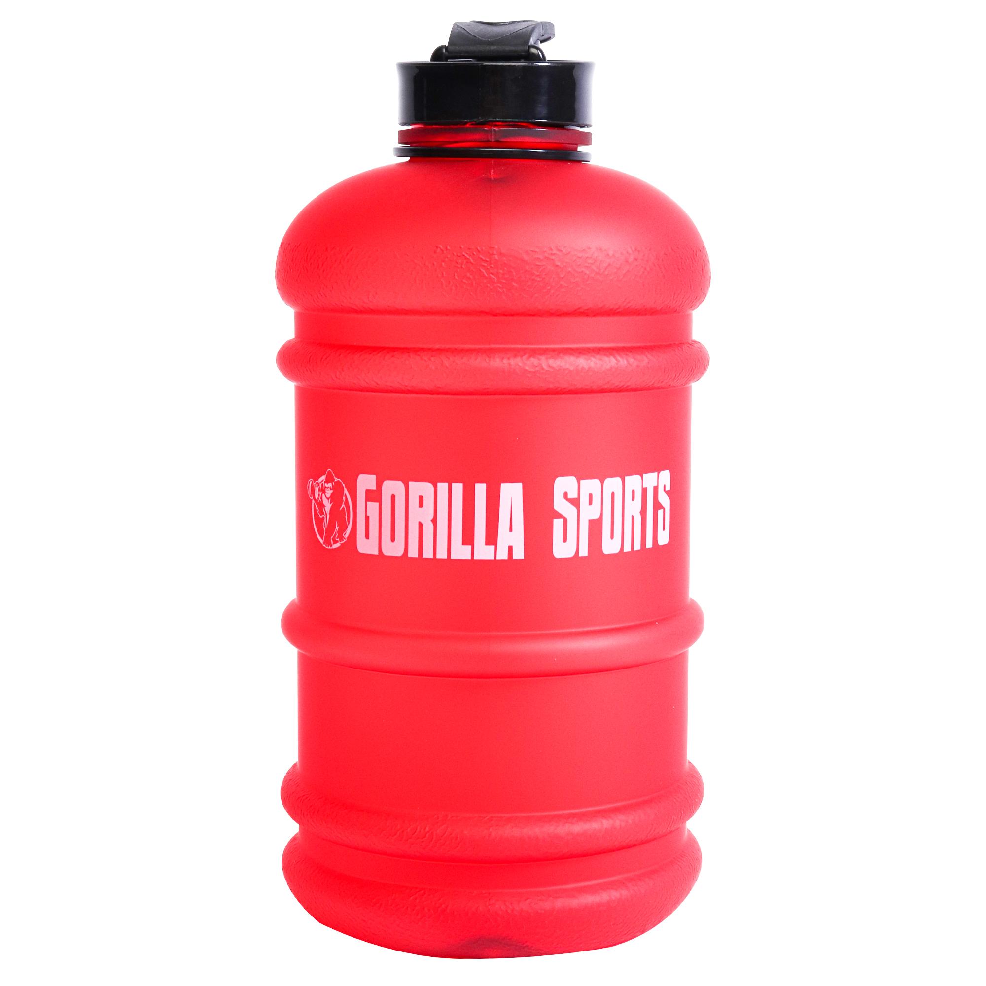 Gorilla Sports Trinkflasche Gallone 2,2 L Rot 101070-00038-0138