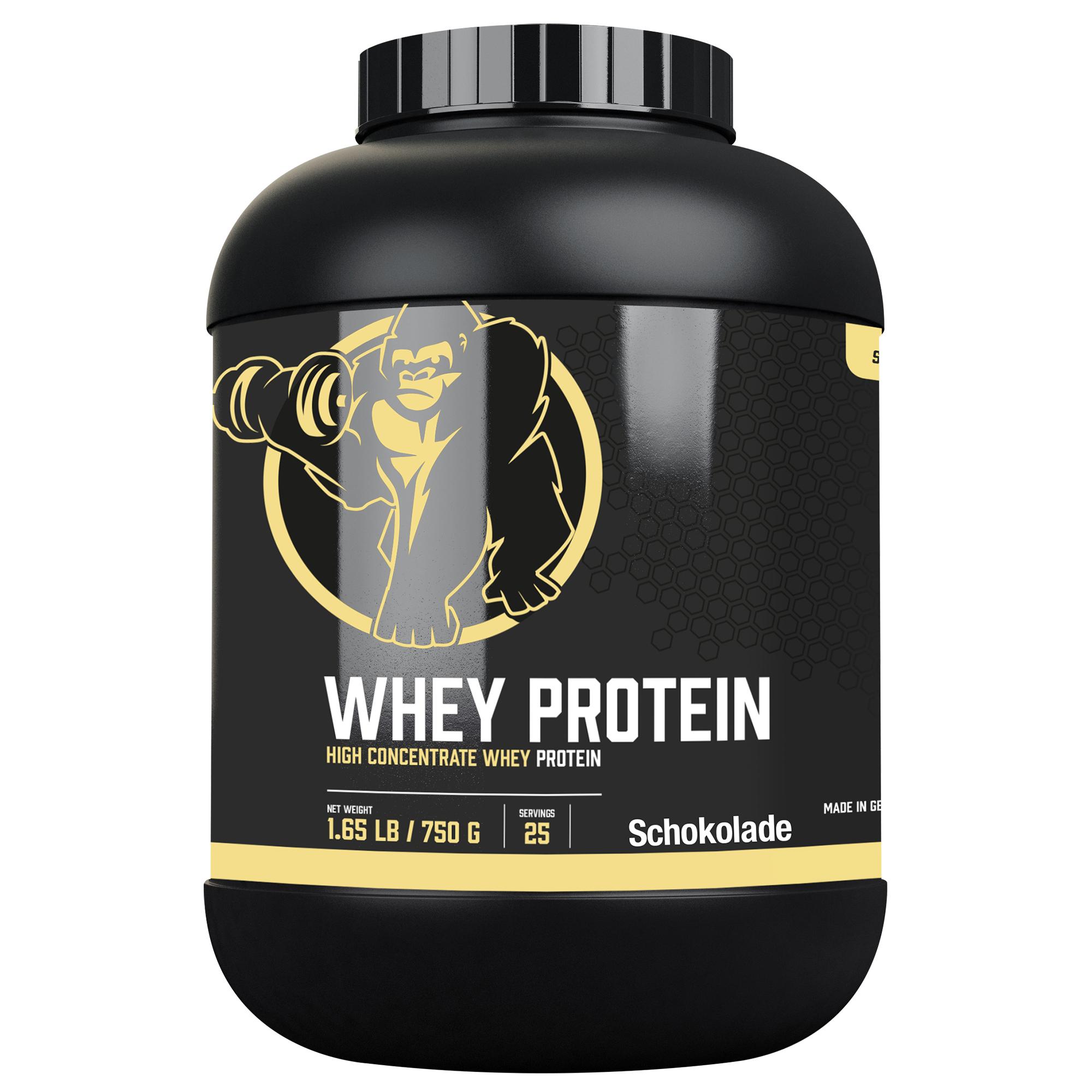 Whey Protein Schokolade 750g