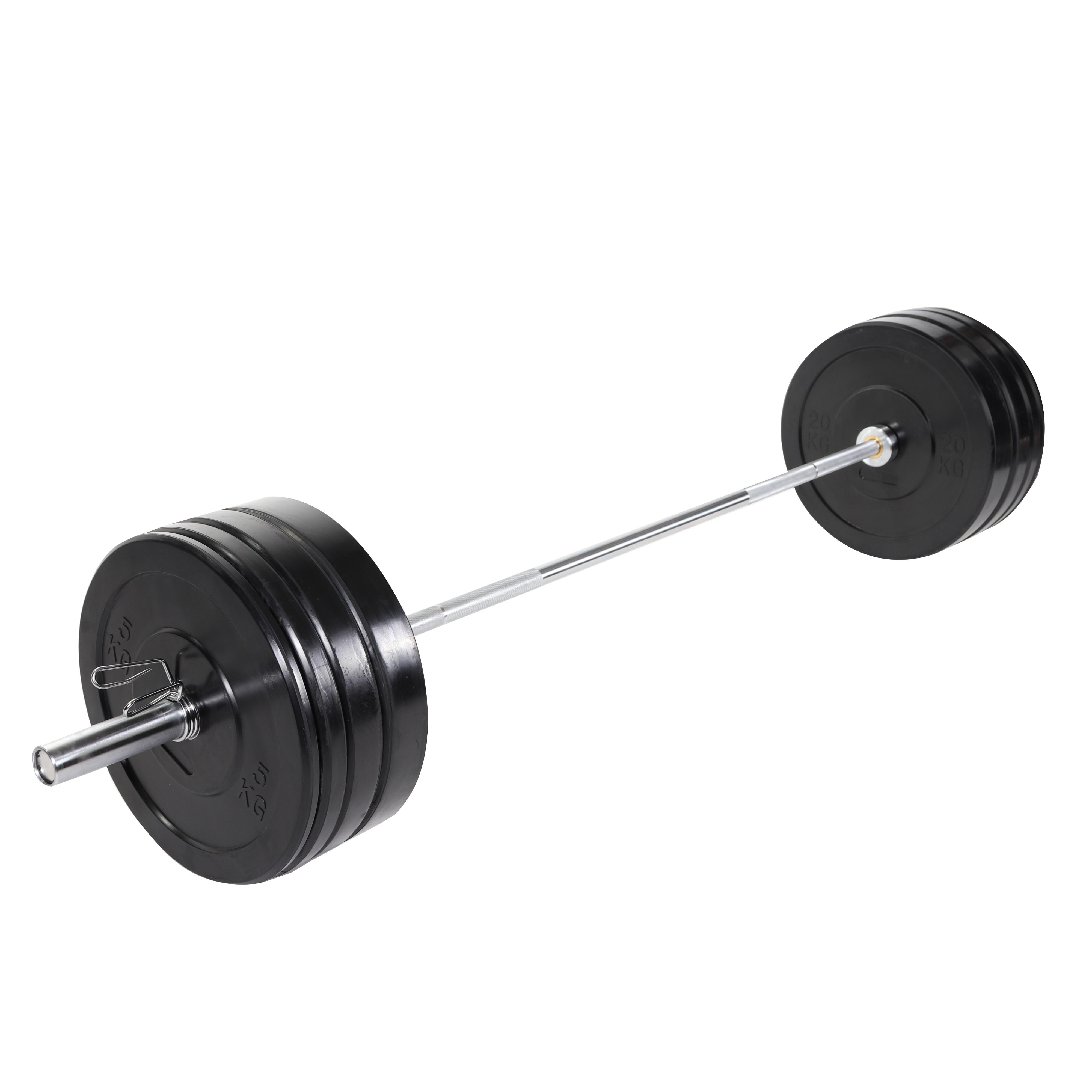 Olympia Langhantelset Bumper Plates 140 kg