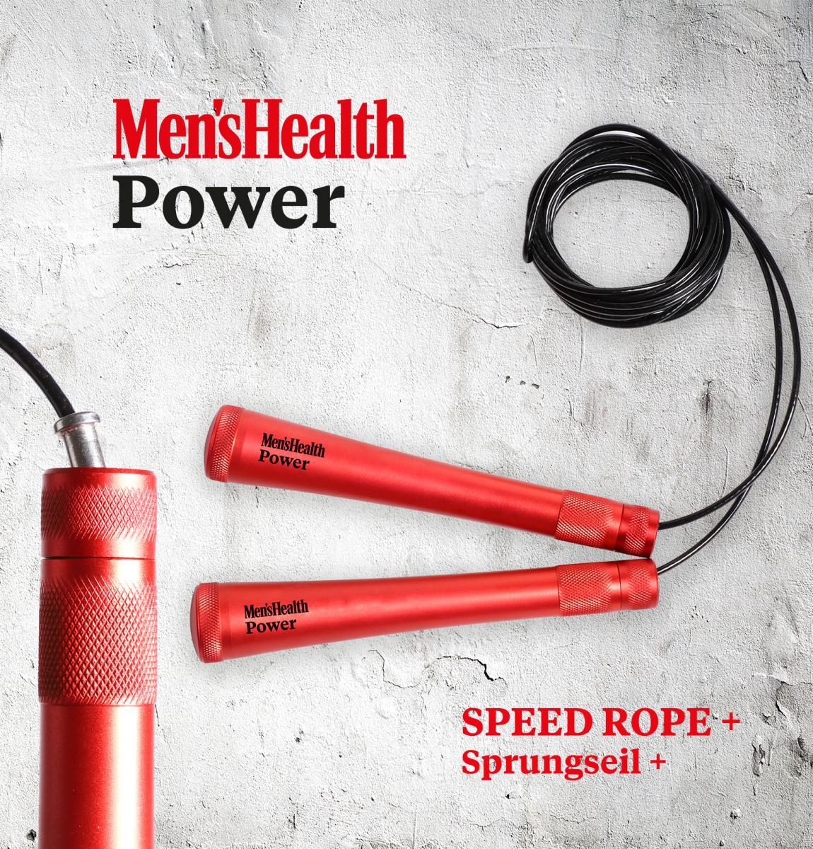 Lukadora Mens Health Springseil+ LD-3407