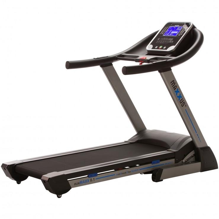 MAXXUS Laufband mit Trainingscomputer MX-600041-00019-0001