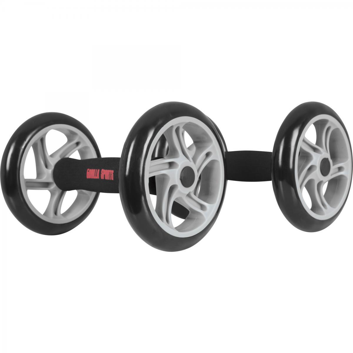 Gorilla Sports Ab Roller Set zweiteilig 100851-00019-0001
