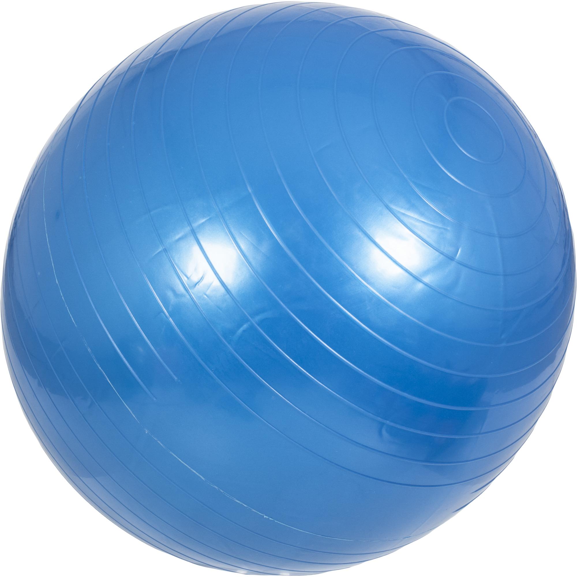 Gymnastikball Blau 55 cm