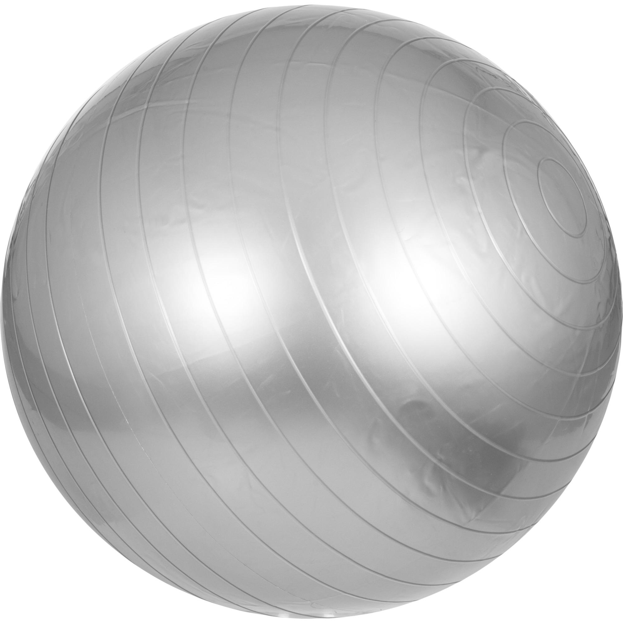 Gymnastikball Grau 55 cm