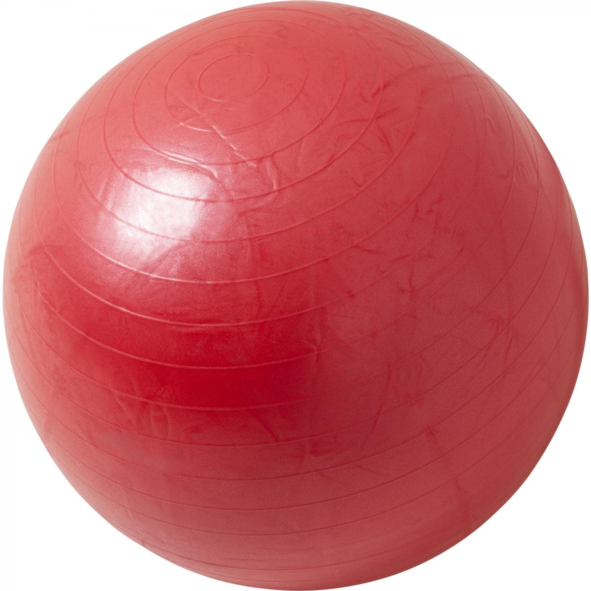 Gymnastikball Rot 55 cm