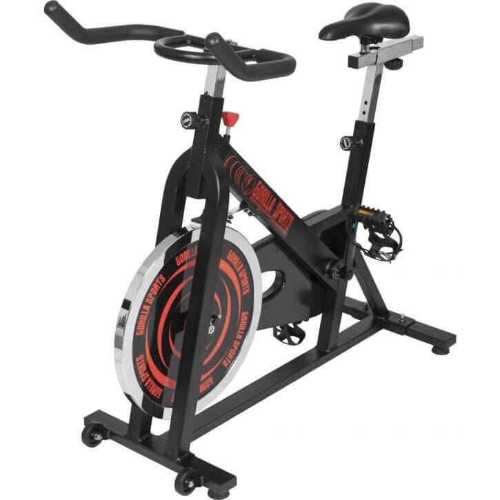 Indoor Cycling mit dem Tretlager F25x50