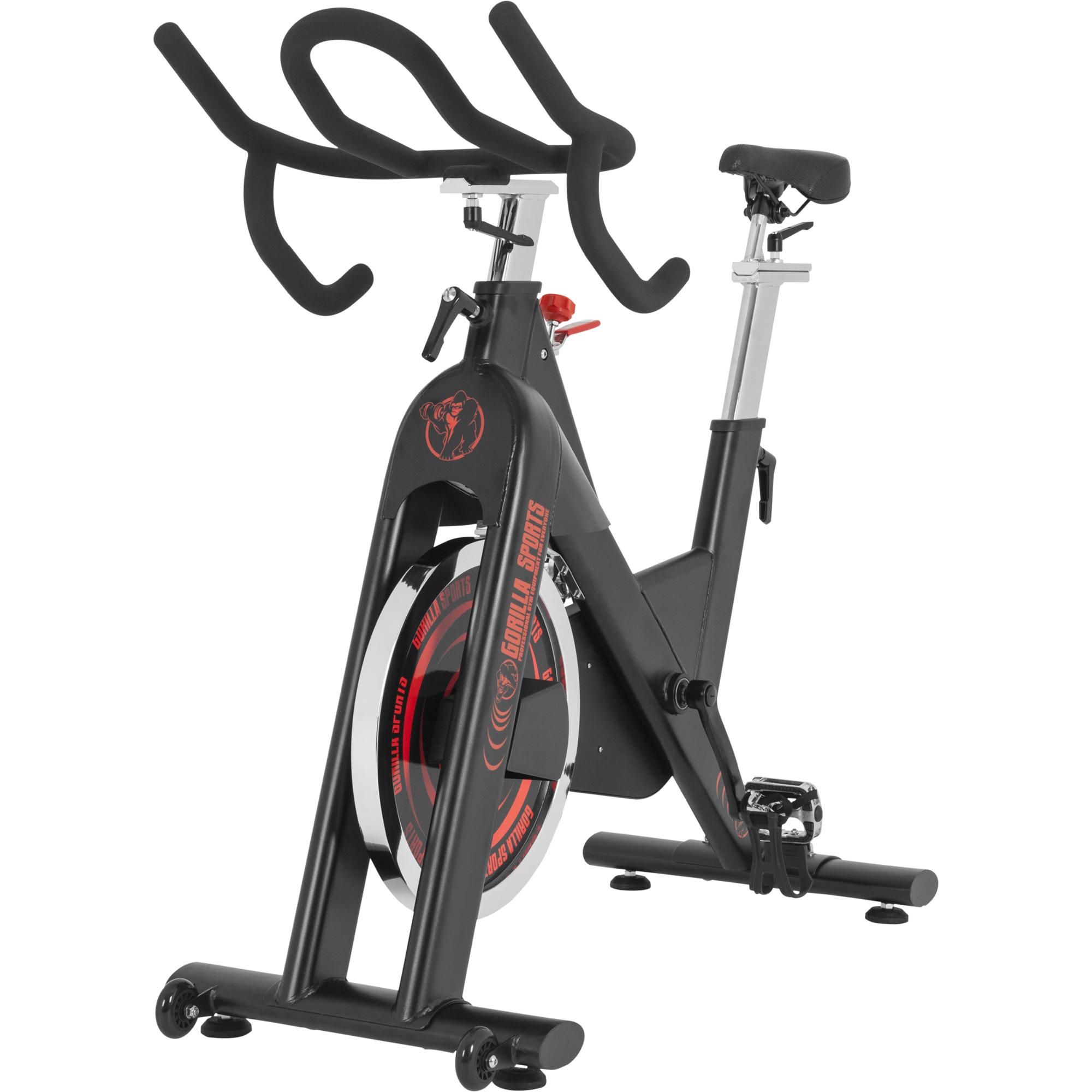 Gorilla Sports Indoor Cycling mit Tretlager F50x100 100619-00049-0001