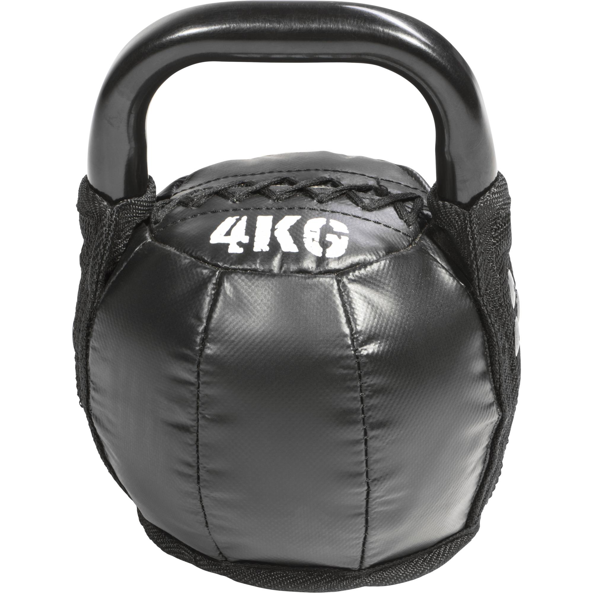 Kettlebell Leder 4 kg