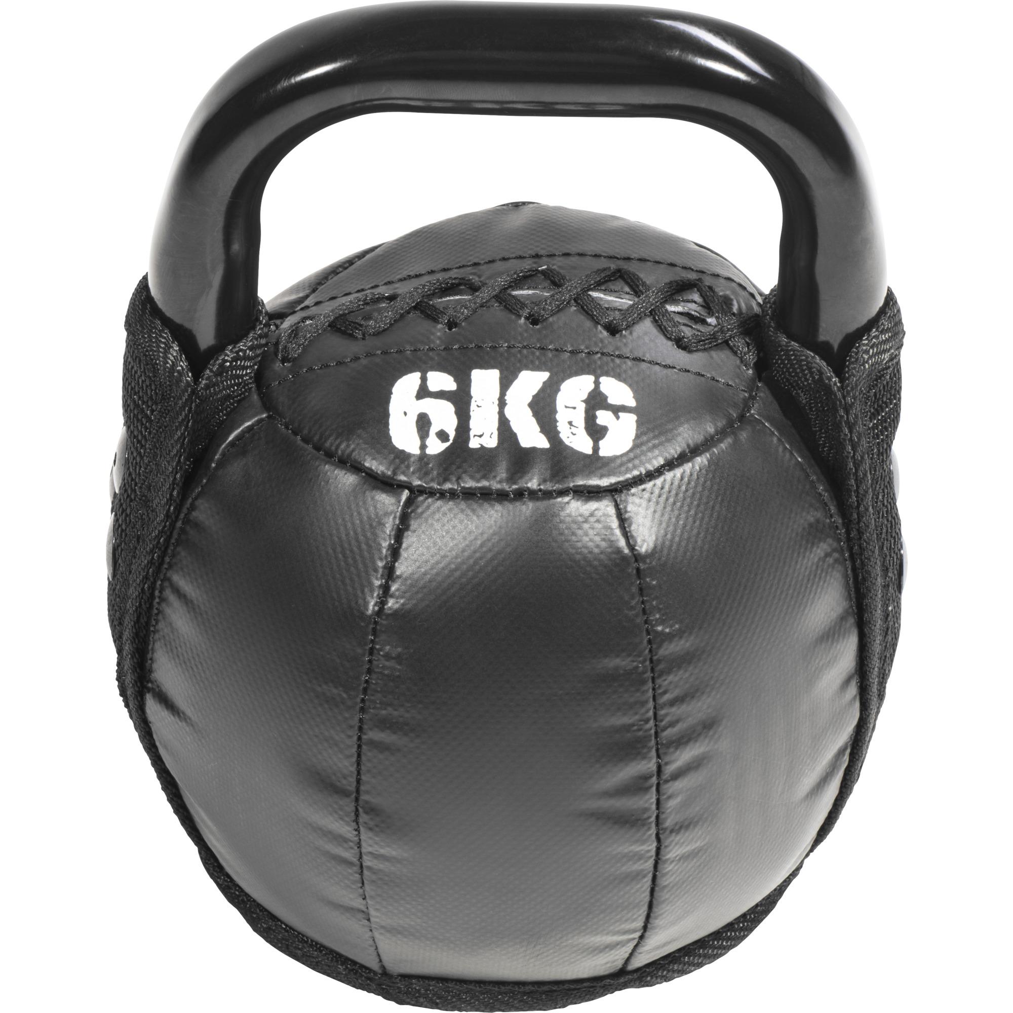 Kettlebell Leder 6 kg