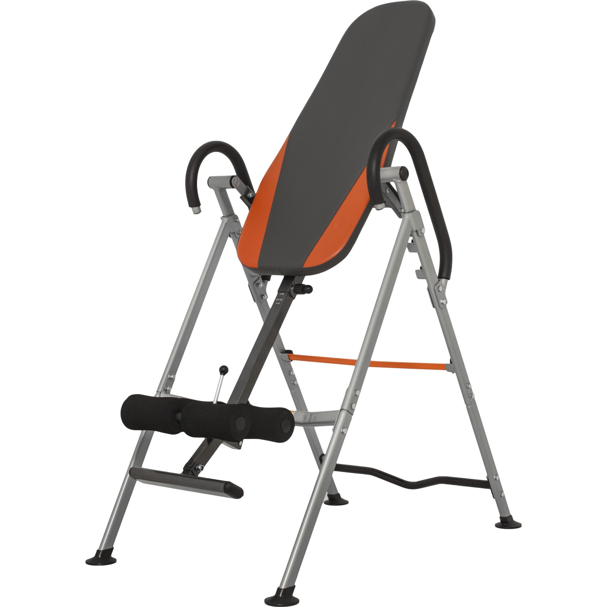 Gorilla Sports Inversionsbank Schwarz/Silber/Orange 100330-00050-0001