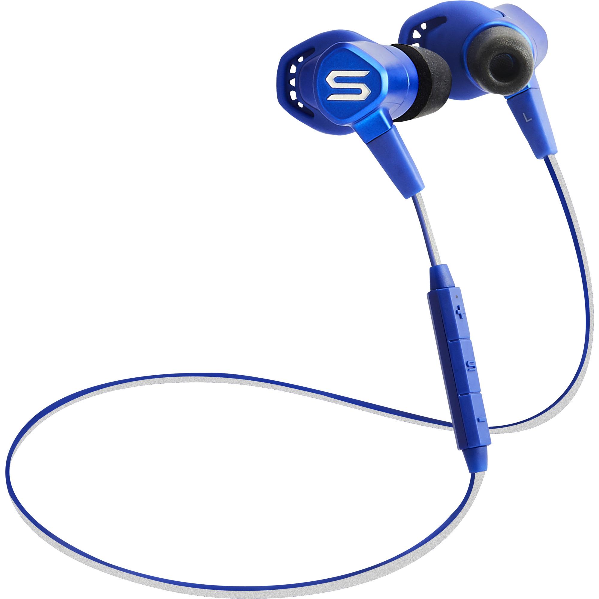 Soul Sportkopfhörer Bluetooth Run Free Pro HD - Blue L1080046