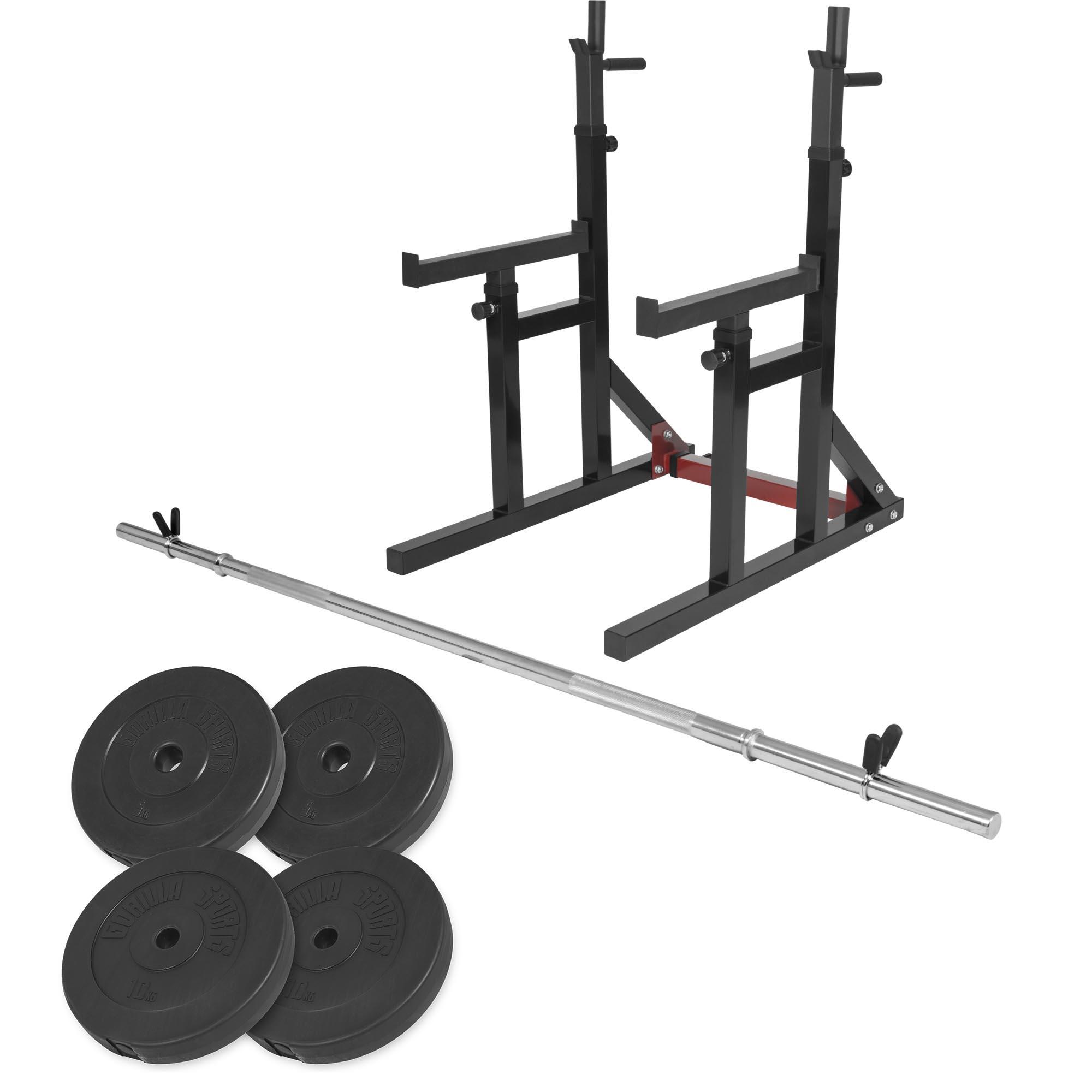 Squat Rack Set 30mm / 50mm