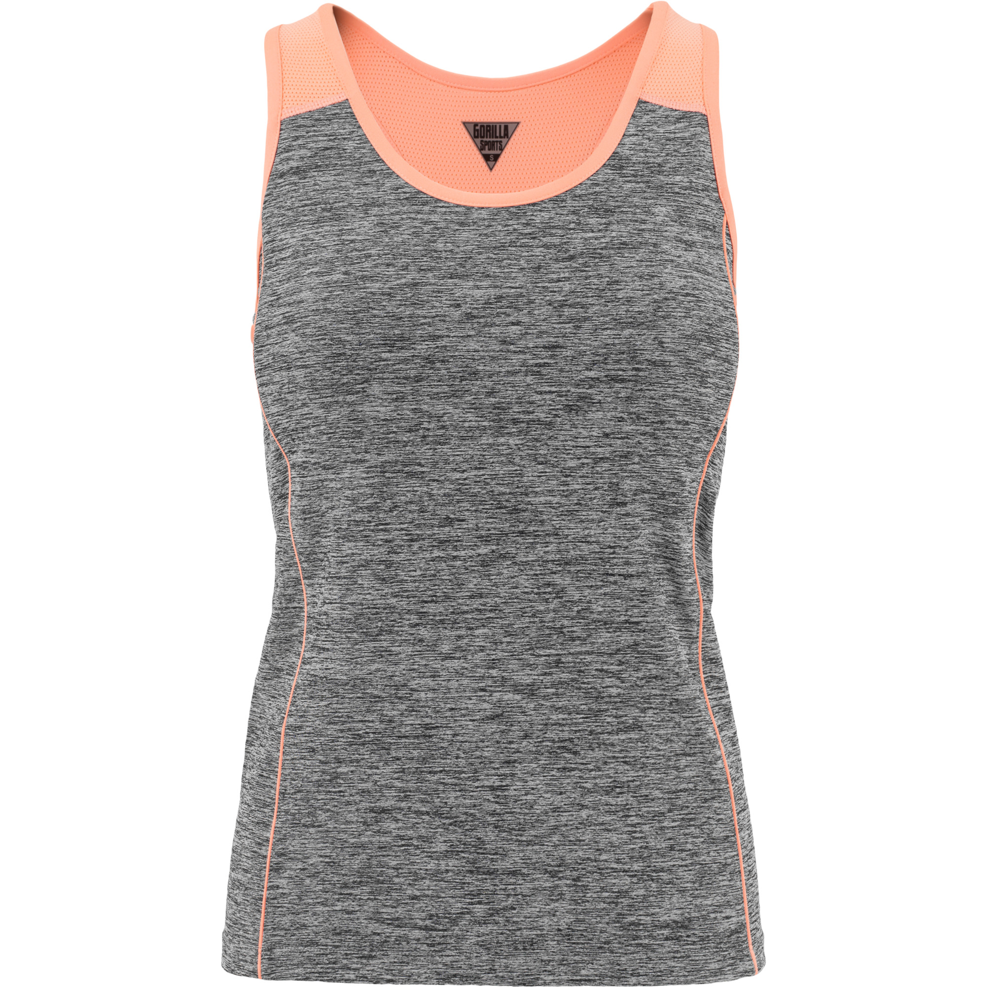 Tank Top für Damen in Grau L