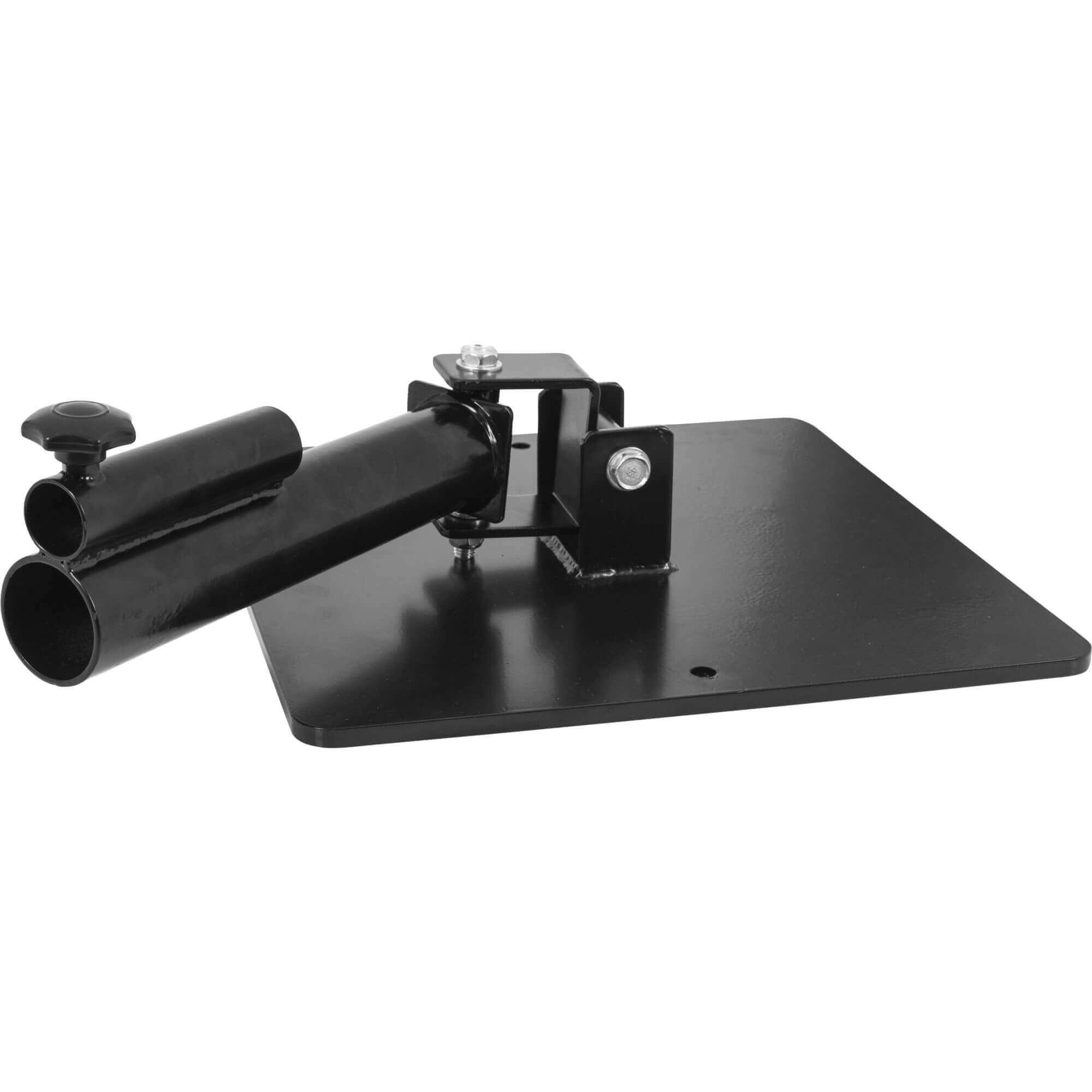 GORILLA SPORTS® Langhanteltrainer T-Bar Row Landmine Rückentrainer Core-Trainer