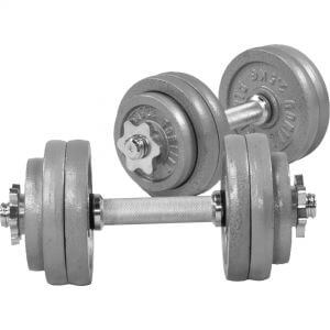 Kurzhantelset Gusseisen 30 kg