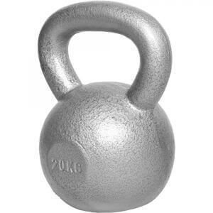 Kettlebell Gusseisen 20 kg