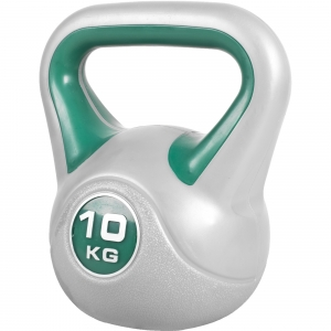 Kettlebell Stylish Kunststoff 10 kg