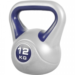 Kettlebell Stylish Kunststoff 12 kg