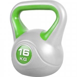 Kettlebell Stylish Kunststoff 16 kg