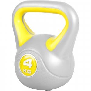 Kettlebell Stylish Kunststoff 4 kg