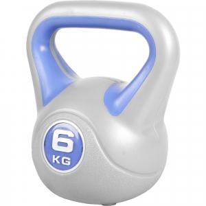 Kettlebell Stylish Kunststoff 6 kg