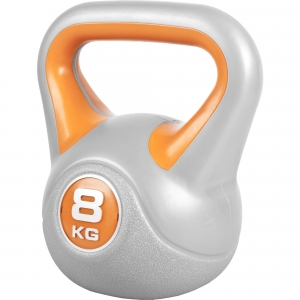 Kettlebell Stylish Kunststoff 8 kg