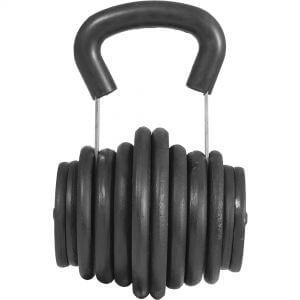 Kettlebell verstellbar Gusseisen 15 kg