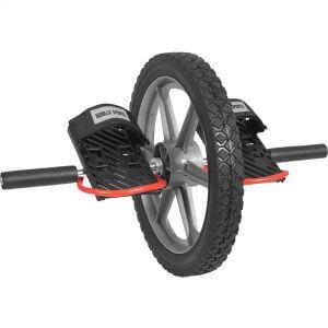 Power Wheel Schwarz/Silber/Rot