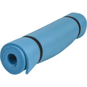 Yogamatte Blau 190 x 100 x 1,5 cm