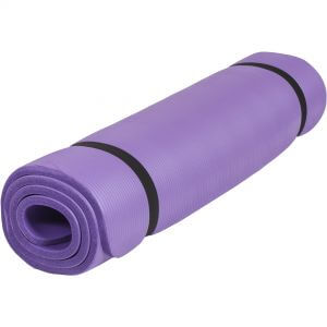 Yogamatte Violett 190 x 100 x 1,5 cm