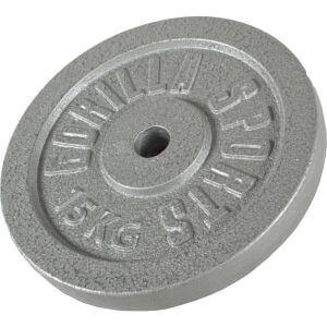 Hantelscheibe Gusseisen 15 kg