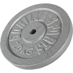 Hantelscheibe Gusseisen 20 kg