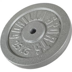 Hantelscheibe Gusseisen 25 kg