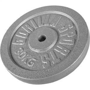 Hantelscheibe Gusseisen 30 kg