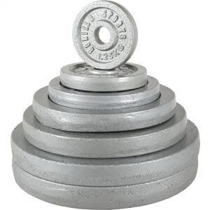Hantelscheibe Gusseisen 0,5-30 KG