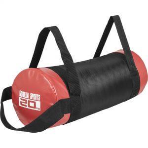 Sand Bag Schwarz/Rot 20 kg