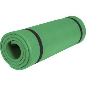 Yogamatte Grün 190 x 60 x 1,5 cm