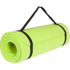 Yogamatte Hellgrün 190 x 100 x 1,5 cm