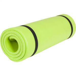 Yogamatte Hellgrün 190 x 60 x 1,5 cm