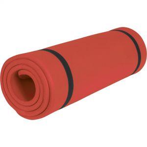 Yogamatte Rot 190 x 60 x 1,5 cm