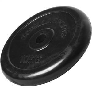 Hantelscheibe Gummi 10 kg