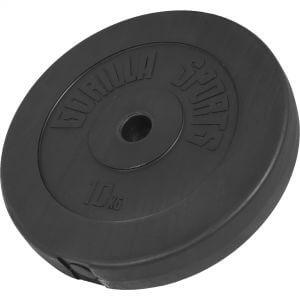 Hantelscheibe Kunststoff 10 kg