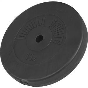 Hantelscheibe Kunststoff 15 kg