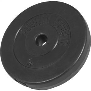 Hantelscheibe Kunststoff 5 kg