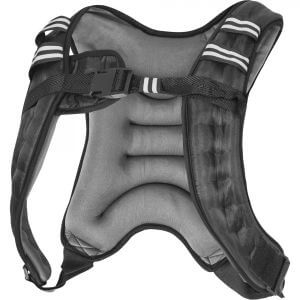 Gewichtsweste X-Style Schwarz/Grau 8 kg