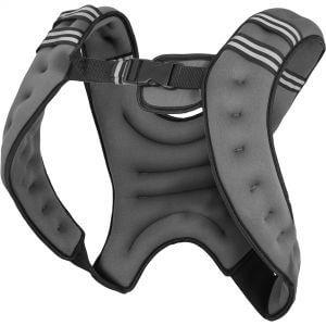 Gewichtsweste X-Style Schwarz/Grau