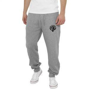 Gorilla Straight Fit Sweatpants Grau/Schwarz