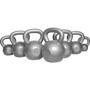 Kettlebell Set Gusseisen 144 kg